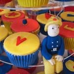 Fireman Sam Childrens birthday cake