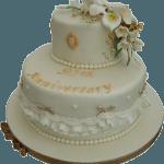 Golden Anniversary Cake Derbyshire Nottinghamshire