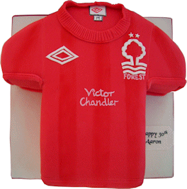 Nottingham Forest Football Shirt