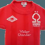Nottingham Forest Reds Short