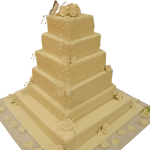 Cornelli Design Asian Wedding Cake Nottingham