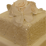 Cornelli Design Asian Wedding Cake Leicester