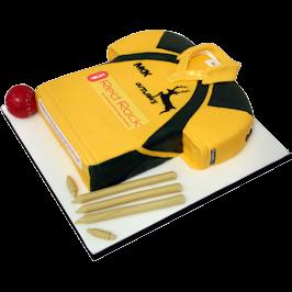 Ajmal Shahzad Birthday Cake