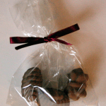 Belgian Chocolate Wedding Favour