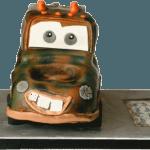3D Mater childrens bespoke birthday cake Derby