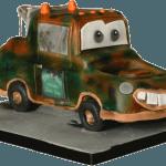 3D Mater custom childrens birthday cake