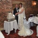 Cake testimonials Wedding Cakes Derbyshire