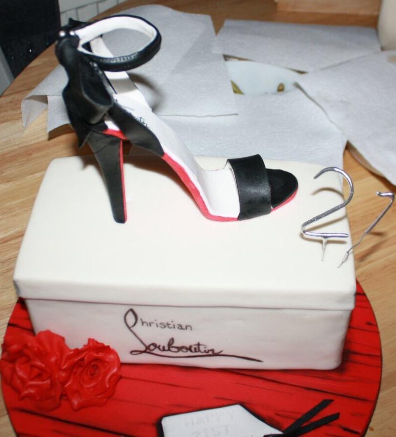 Cake Box Hayes