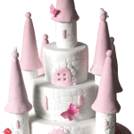 Princess Castle Birthday Cake Derby