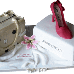 Radley Jimmy Choo Fashion Birthday Cake Derbyshire