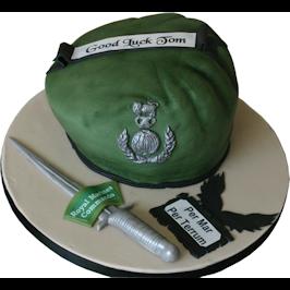 Royal Marines Cakes