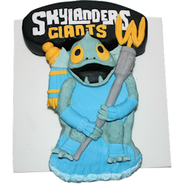 Skylander Gill Childrens Birthday