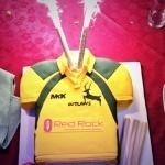 Cricketers Birthday Cake