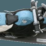 Motorbike Cake 3D