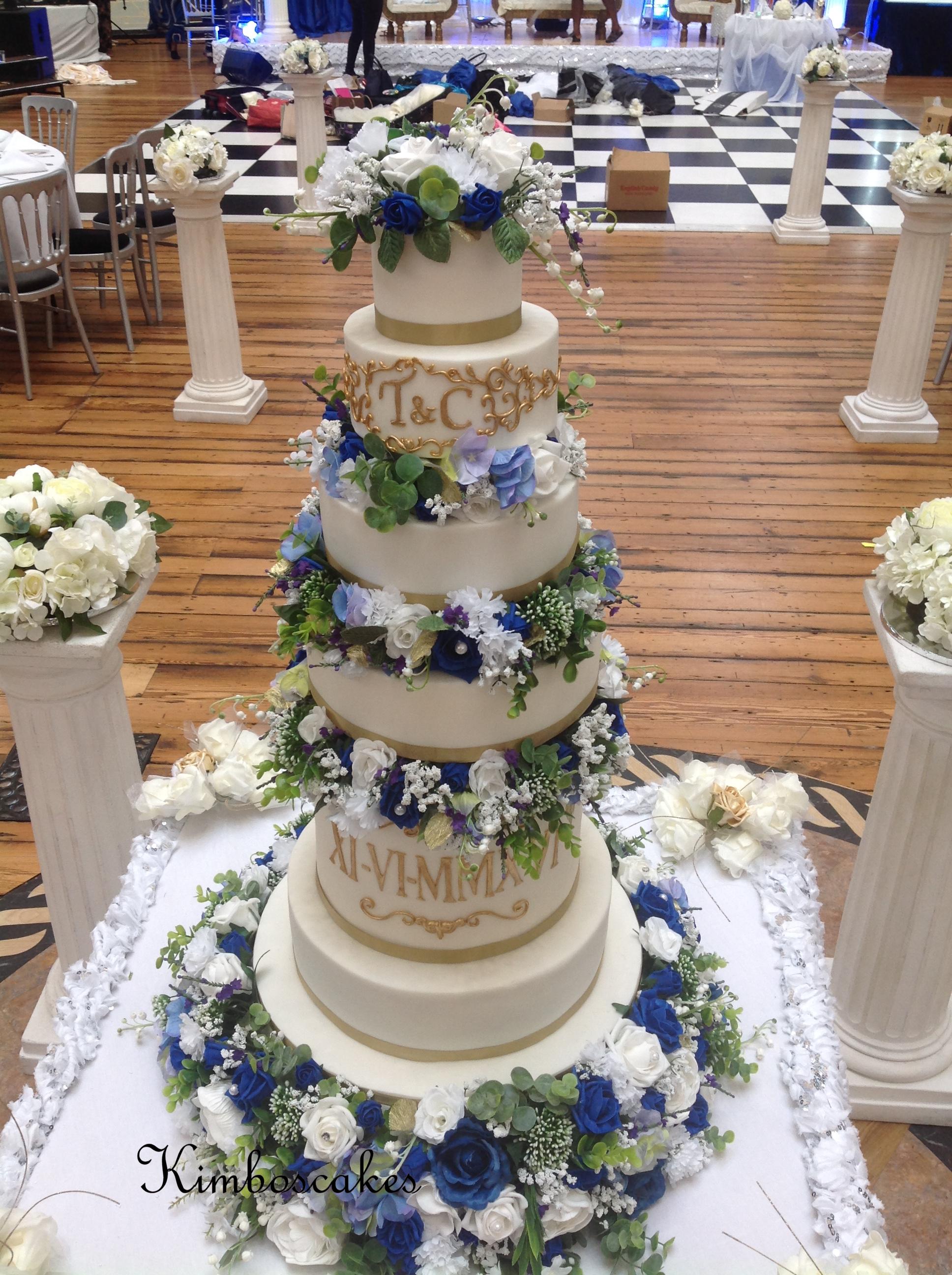 Asian Wedding Cake