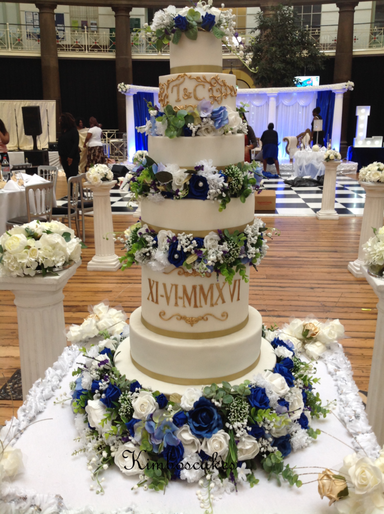 Asian Wedding Cake Derby Looking For That Wow Factor