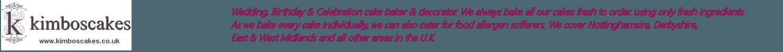 Kimboscakes Retina Logo