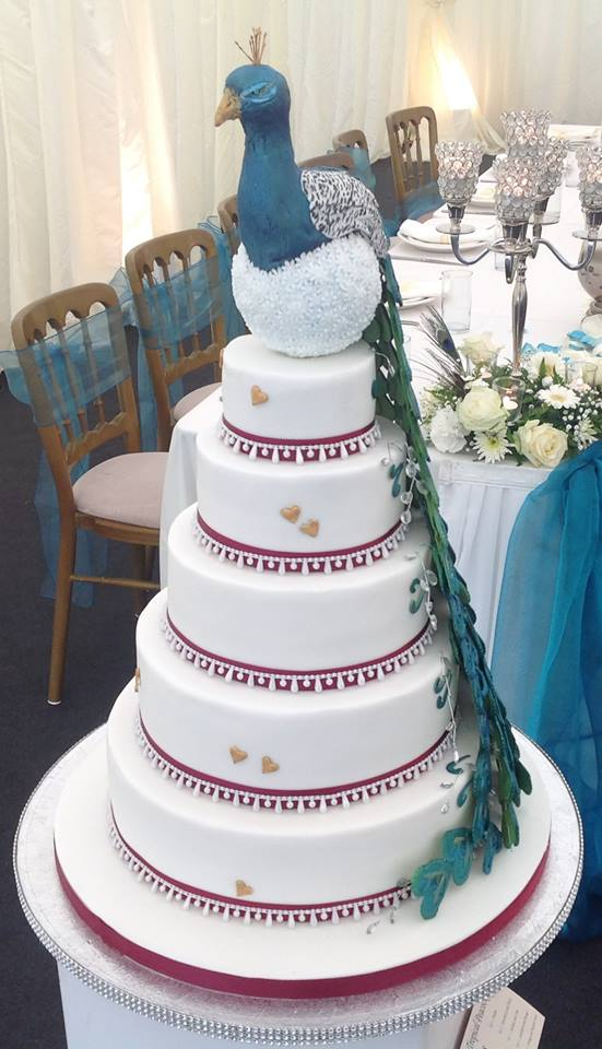 Asian Wedding Cakes Derby Nottingham Traditional to custom