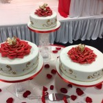 Asian Wedding Cakes Derby Nottingham
