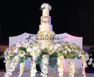 Kimboscakes Asian Wedding Cake