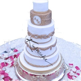 Regal Wedding Cake Nottingham Derby